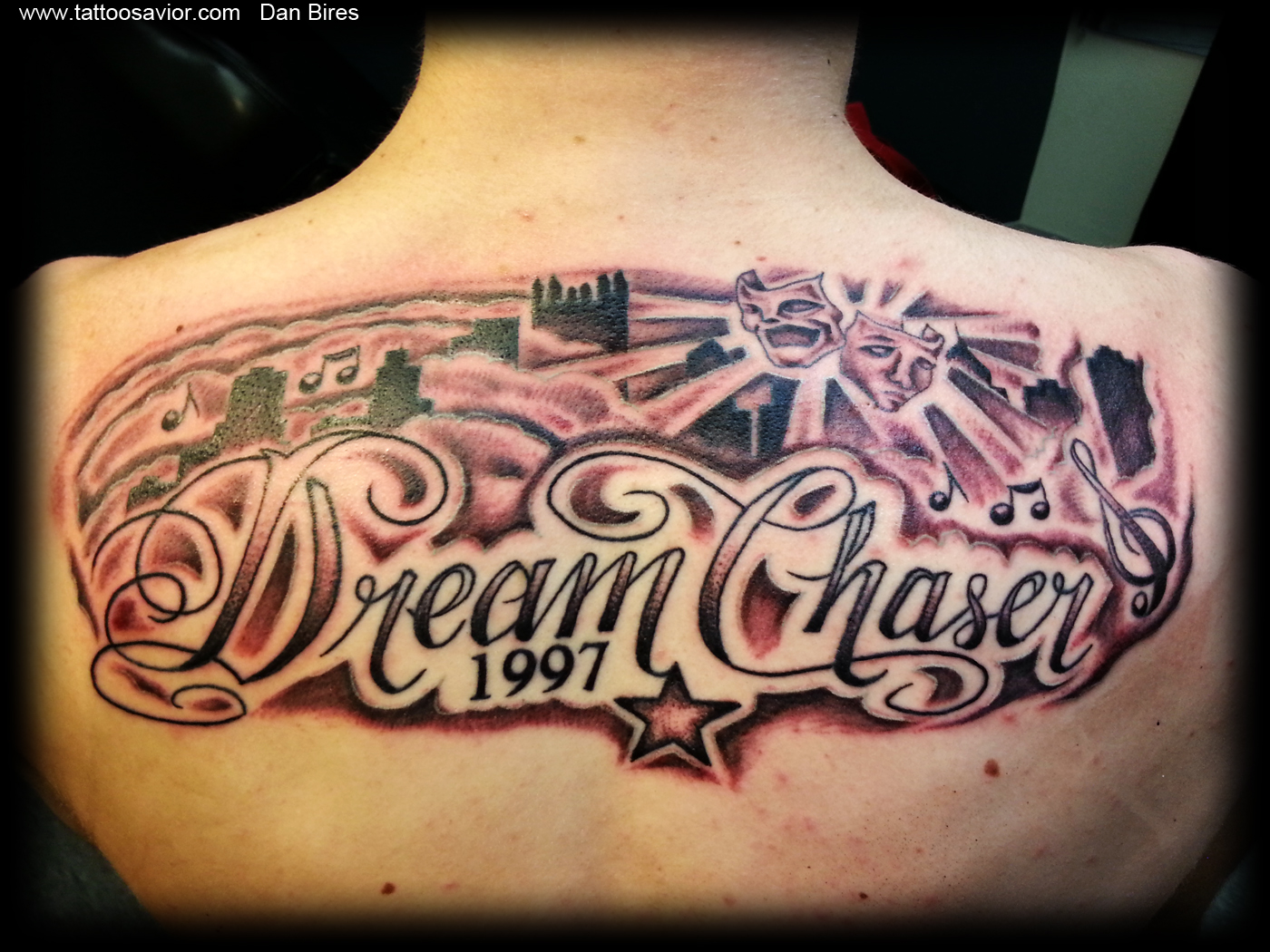 Dream Chaser Tattoo